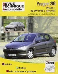 rta 103 1 206 phase 1 essence diesel 09 98 03 03 9782726810316