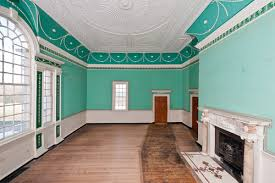 The New Room Renewed  How Did The Washingtons Use The New Room - Mount vernon dining room
