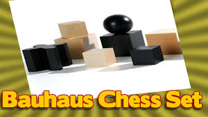 naef bauhaus chess set josef hartwig u0027s chessmen for sale on amazon