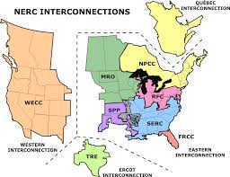 Map Of Northeast America by The U S Electricity System In 15 Maps The Energy Collective