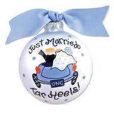 personalized wedding ornaments personalized ornaments