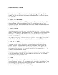 free business plan template pdf restaurant business plan pdf 1 728 jpg cb 1300161030