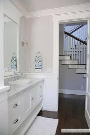 White Vanity Bathroom Best 25 Gray And White Bathroom Ideas On Pinterest Master Bath