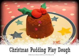 sun hats u0026 wellie boots christmas pudding play dough