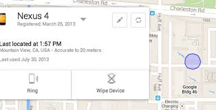 android device manager android device manager locates your lost smartphone remotely