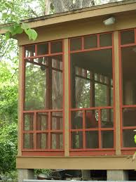 old screened in porch 1910 the screened porch is new but fits