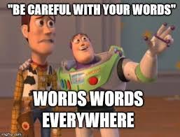 Meme Words - x x everywhere meme imgflip