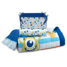 Nightmare Before Christmas Baby Bedding Monsters Inc Crib Bedding Set Shopdisney