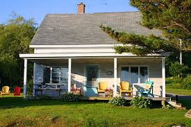 Beachfront Cottage Rental by Nova Scotia Cottage Vacation Rental Queens County Oceanfront
