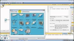 membuat jaringan lan dengan cisco packet tracer membuat simulasi jaringan lan dengan cisco packet tracer youtube