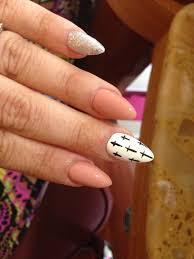 pointed nail design nails pinterest pointed nails nail