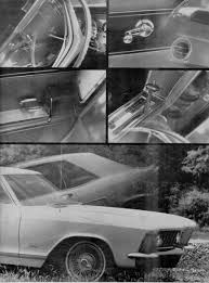 vintage review 1964 buick riviera car and driver road research