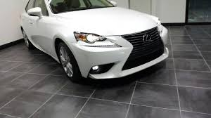 white lexus 4 door sold 2016 lexus is 200t 4 door sedan leather sunroof 1 owner