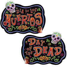 day of the dead decorations day of the dead sign partycheap