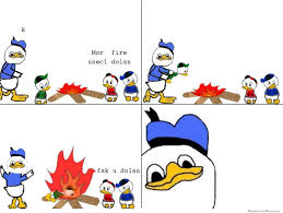 Meme Donald Duck - the best dolan comics weknowmemes