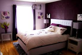 Purple Bedroom Designs For Girls Awesome Purple And White Bedroom Ideas Pertaining To Interior