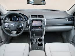 2015 Camry Le Interior Test Drive 2015 Toyota Camry Xle Testdriven Tv