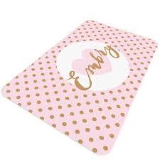 pink and gold nursery decor nursery rug rugs for nursery