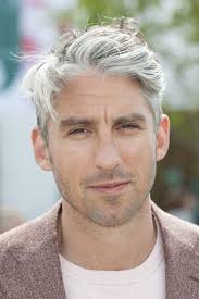 Best Haircuts For Short Thick Hair 6 Great Haircuts For Guys With Grey Hair Photos Gq