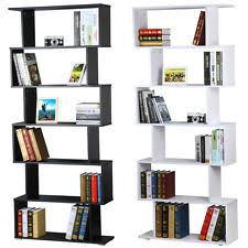 6 Shelf Bookshelf Bookshelves 6 Shelves Ebay