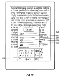 network administrator resume example patent us7880730 keyboard system with automatic correction patent drawing