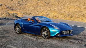 Ferrari California Vintage - 2015 ferrari california t joy ride