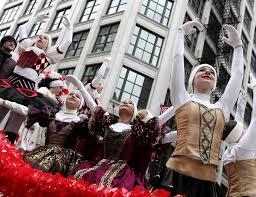 mcdonald s thanksgiving parade chicago tribune