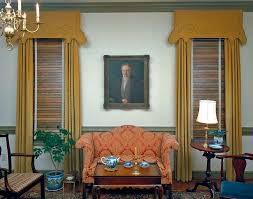 Georgian Interior Decoration Window Treatments For Historic Homes The Finishing Touch