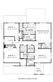 Poplar Forest Floor Plan Pocket Office Drop Zone And More This Floor Plan Hits All The