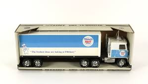 gmc semi truck lot detail 1980s nylint gmc 18