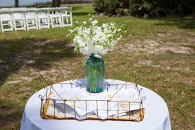 basket for wedding programs wedding programs the mace place