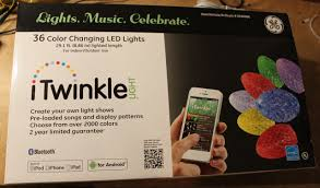 itwinkle christmas tree how to hack itwinkle lights and use with your own controller