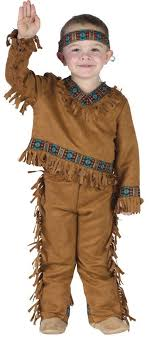 costumes deluxe american indian toddler scout thanksgiving