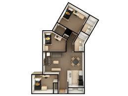 3 bedroom 2 bathroom mcpherson housing residential