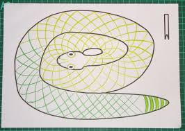 spiral snake craft for kids craft u0027n u0027 home