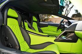 Lamborghini Murcielago Green - lamborghini blog