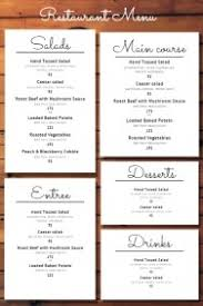 menu template menu design templates postermywall