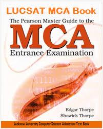 LUCSAT MCA Book      Best Study Materials Buy Best Books Online