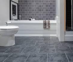Bathroom Tile Designs Gallery Tile Floor Bathroom Home Designs Kaajmaaja