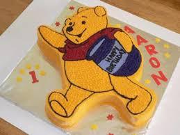 winnie the pooh cakes winnie the pooh birthday cake