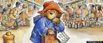 paddington bear paddington helps book cover michael bond