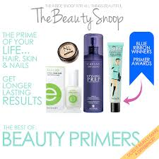 the beauty snoop the prime of your life beauty primer winners
