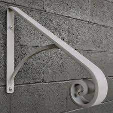 2 Step Handrail Iron Grab Rail 1 2 Steps Steel Aluminum Crown Molding
