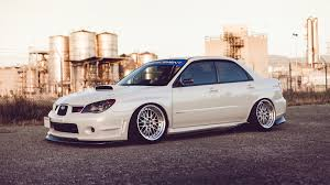 slammed cars iphone wallpaper download wallpaper 1920x1080 subaru impreza wrx sti cars style