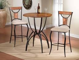 hillsdale pacifico bar height bistro set 4137ptbs