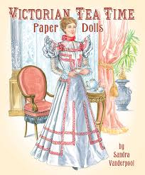 let u0027s play paper doll dress up tons of cut outs for 4 dolls