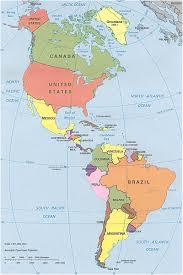 united states of america map with states and cities america political map for of united states and mexico