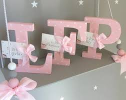 baby name letters etsy
