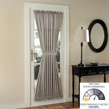 Patio Door Curtains Curtain Patio Door Curtains Awesome Home Fashion Thermal