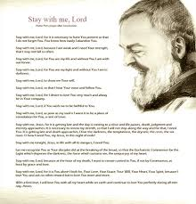 st padre pio s prayer after communion such a beautiful and holy
